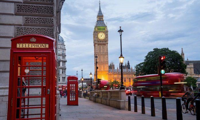 study in london