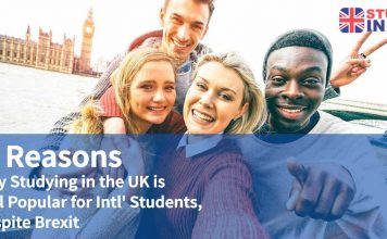 international students in uk, despite brexit